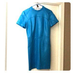 Alexander Wang vintage blue dress!